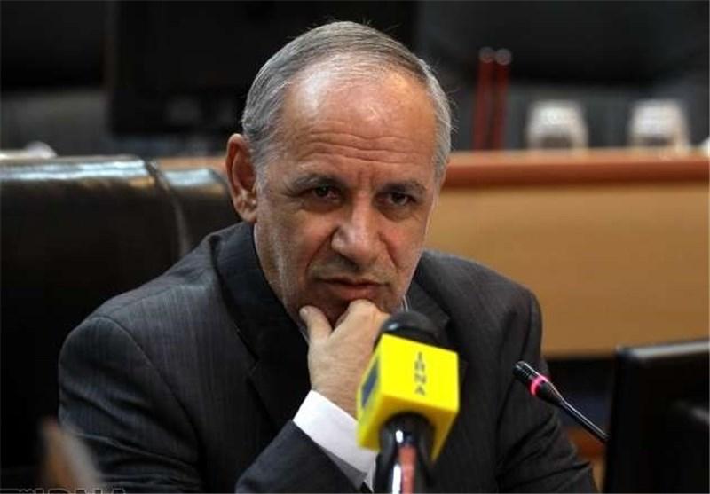 جمشید انصاری استاندار زنجان