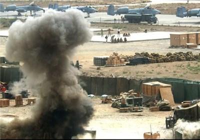 انفجار در بزرگترین پایگاه نظامیان آمریکایی در افغانستان
