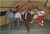 تیمهای امدادی به روستاهای زلزلهزده دهلران اعزام شدند