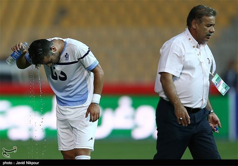 Ebrahimzadeh Sacked as Iran's Paykan Coach