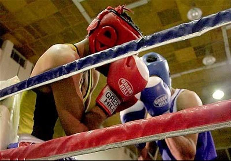 مسابقات بین المللی بوکس آبادان آغاز شد