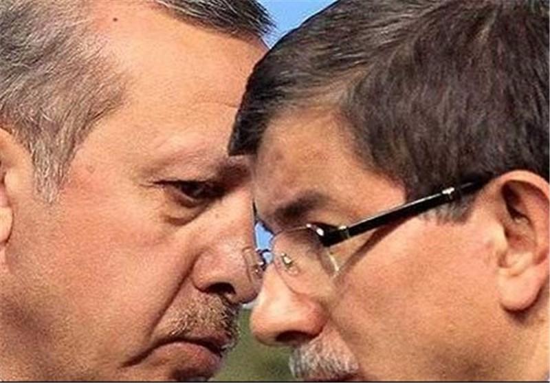 اردوغان داوداوغلو