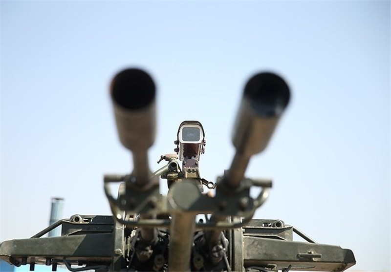 Iran's Army Ground Force Furnished with New Weapons