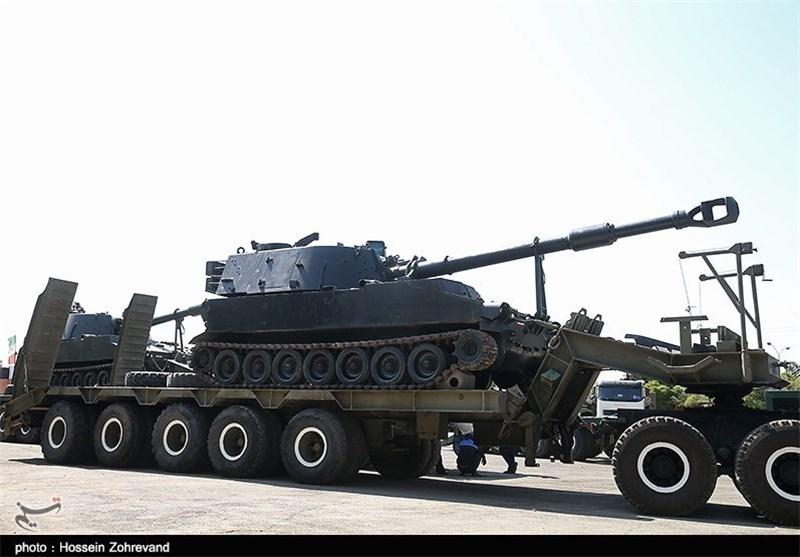 tasnim news agency   iran s army ground force furnished