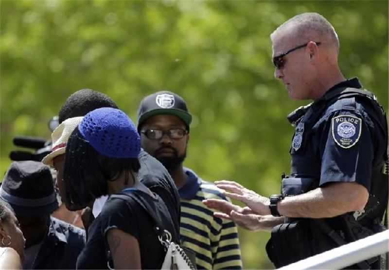 Dozens Arrested at Ferguson Protest over Police Shootings