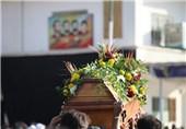 وداع مردم شهیدپرور ایلام با پیکر نماینده مردم ایلام در دوره چهارم مجلس