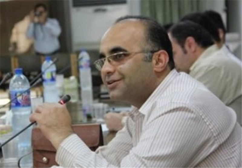 علی نصیبی مشاور جوان استاندار گلستان