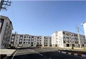 6250 واحد مسکن مهر شهری و روستایی در اردبیل افتتاح شد
