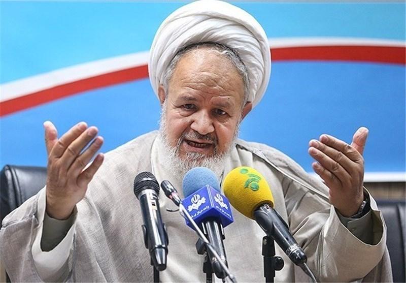 حجت الاسلام علی سعیدی نماینده ولی فقیه در سپاه پاسداران