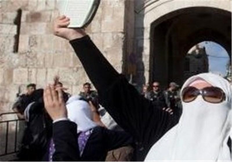 الاحتلال یدرس إمکانیة إخراج المرابطین فی الأقصى عن القانون