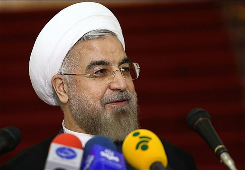 Rouhani: Iran Not Afraid of Sanctions