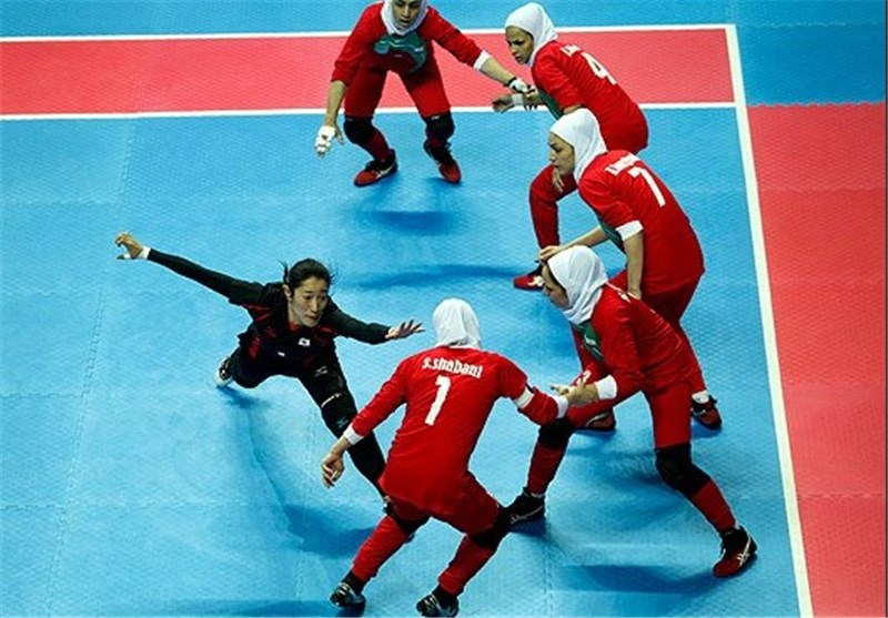 Asian Games: Iranian Women Claims Kabaddi Silver