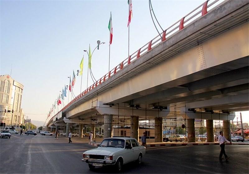 پروژه تقاطع جهاد خوی با اعتبار 200 میلیارد ریال اجرا میشود