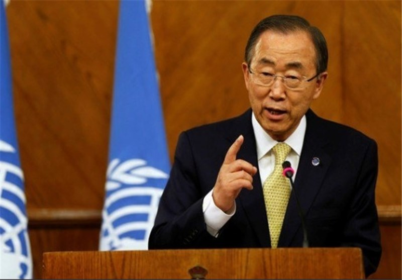 أنباء عن وعد سعودی تلقاه الأمین العام للأمم المتحدة بهدنة إنسانیة فی الیمن لمدة خمسة أیام