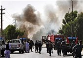 Suicide Bomb Attack on NATO Convoy in Afghan Capital Kills Four