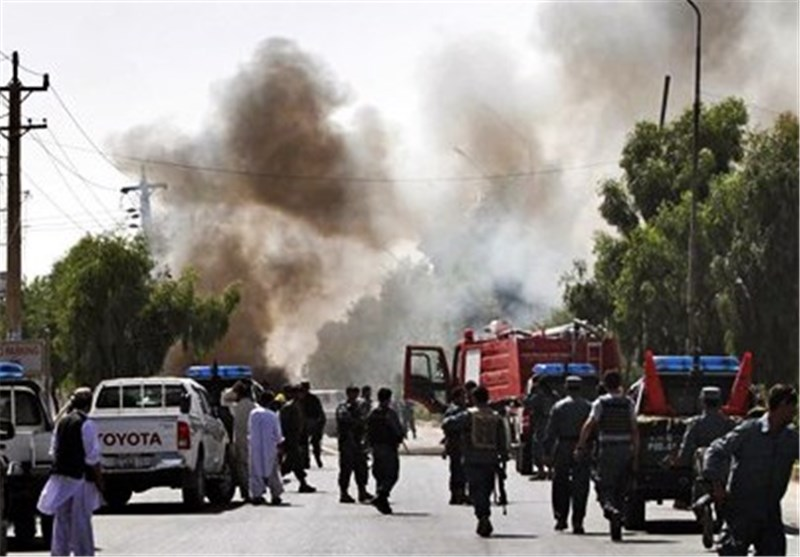Suicide Car Bomber Kills 11 Police, Soldiers in Afghanistan
