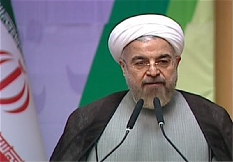 Constructive Interaction, Iran's Main Diplomatic Approach: Rouhani