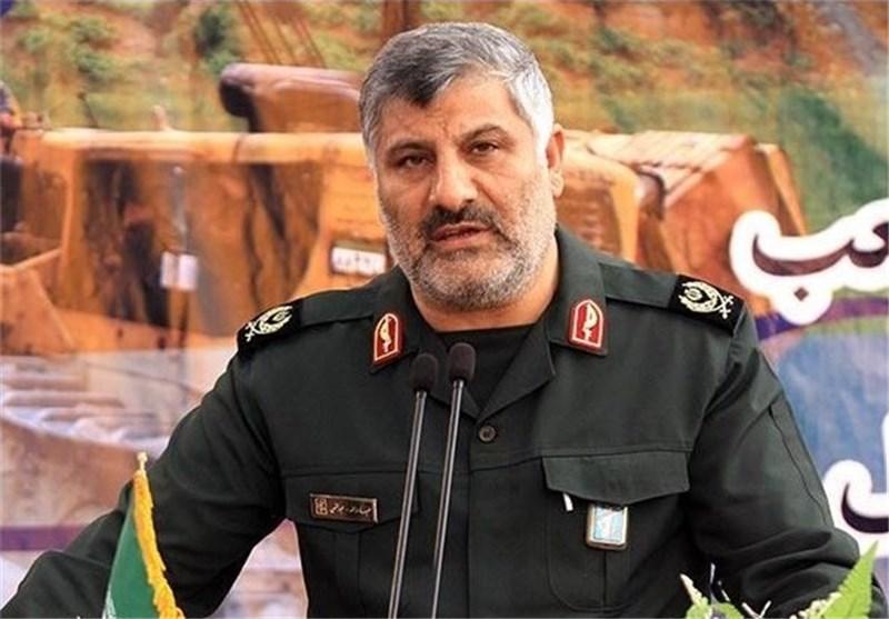 سردار عبدالهی فرمانده قرارگاه سازندگی خاتم الانبیا