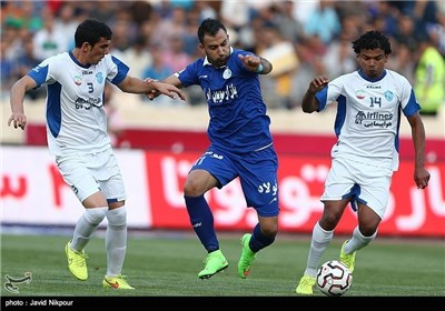 The 6th Week of Iranian Professional League