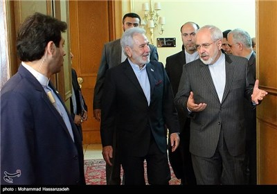 Iran, Nicaragua's Foreign Ministers Meet in Tehran
