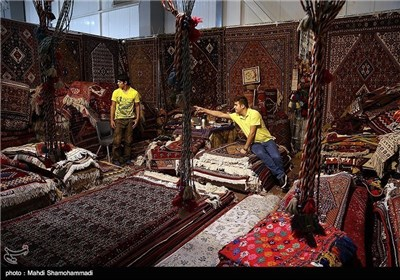 The 23rd Exhibition of Persian Carpet in Tehran