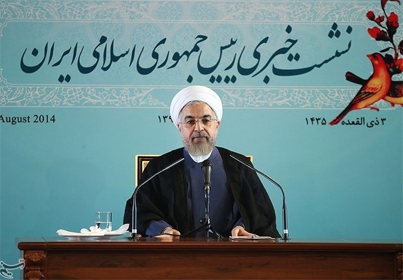 "Rouhani: Anti-Iran Sanctions ""Crime against Humanity"""