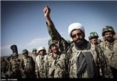 رزمایش گروه های بیت المقدس سپاه پاسداران انقلاب اسلامی