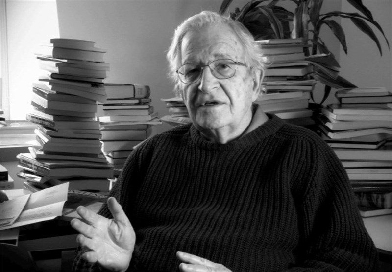 Noam Chomsky: Antifa A 'Major Gift to the Right'