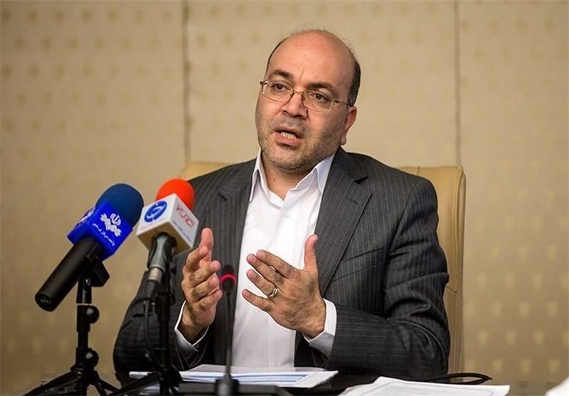 نشست خبری حمیدرضا جانباز مدیر عامل شرکت آب و فاضلاب کشور