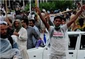 ساختمان تلویزیون ملی پاکستان از تصرف معترضان ضددولتی خارج شد