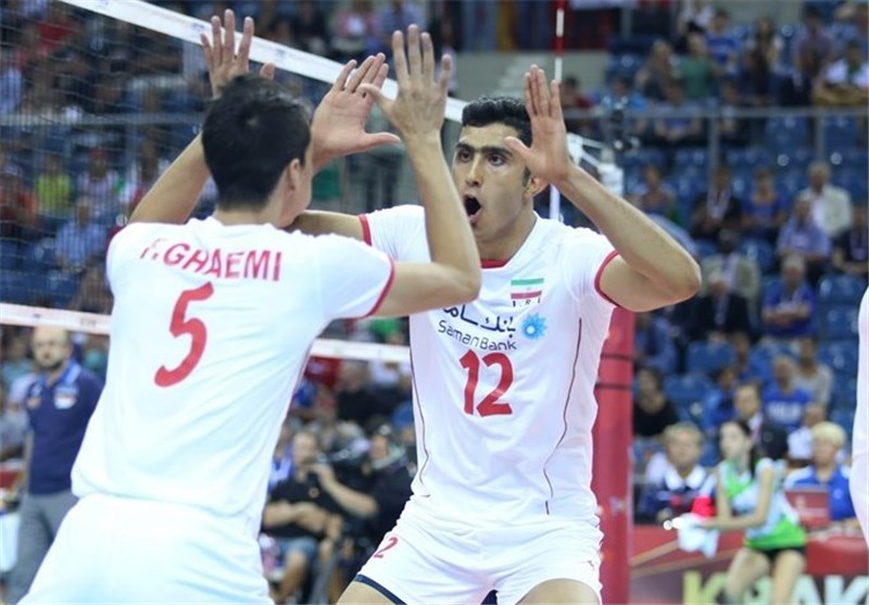 Perugia Volleyball Club Interested in Iranian Duo