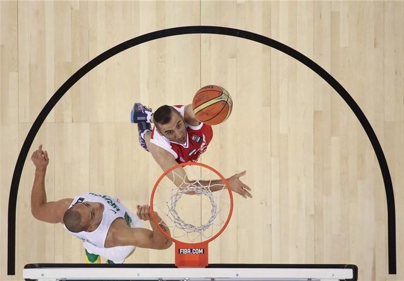 Iran Suffers Third Consecutive Loss in FIBA World Cup