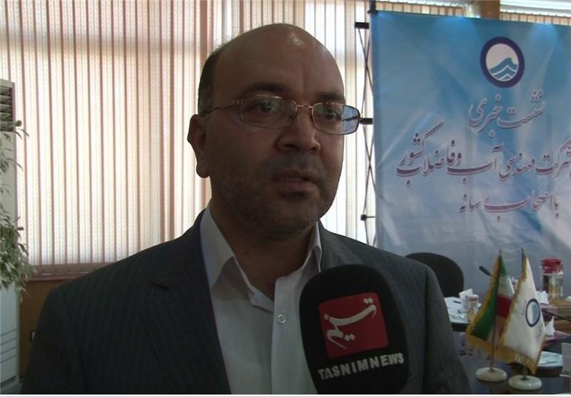 حمیدرضا جانباز مدیرعامل آب و فاضلاب کشور