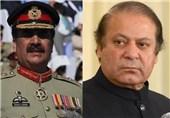 درگیریهای امروز پاکستان رئیس ستاد ارتش را به خانه نخست وزیر کشاند