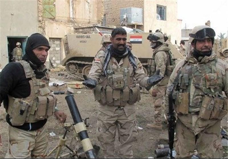 """تطهیر ناحیة """"سلیمان بیک"""" من وجود """"داعش """""""