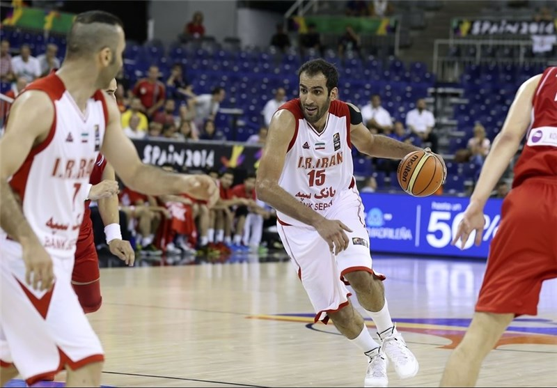 Iran Set for Uphill Climb at FIBA Olympic Qualifying Tournaments