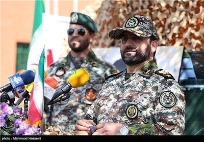 Iran Unveils New Air Defense Systems