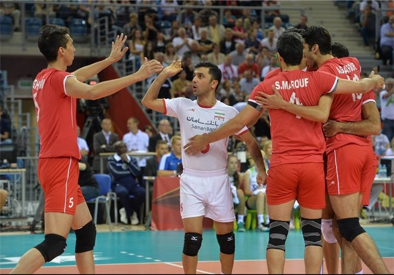 FIVB Volleyball World Championship: Iran Beats US 3-2