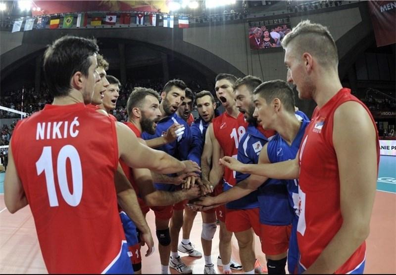 والیبال صربستان