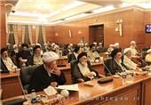 ضیافت شام اعضای مجلس خبرگان رهبری به میزبانی آیتالله شاهرودی برگزار شد
