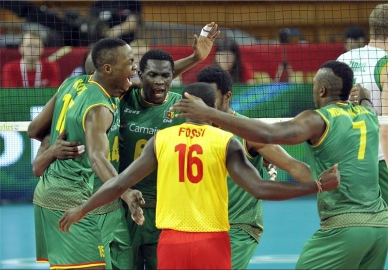 تیم ملی والیبال تونس قهرمان آفریقا شد/ کامرون هم سهمیه جهانی گرفت