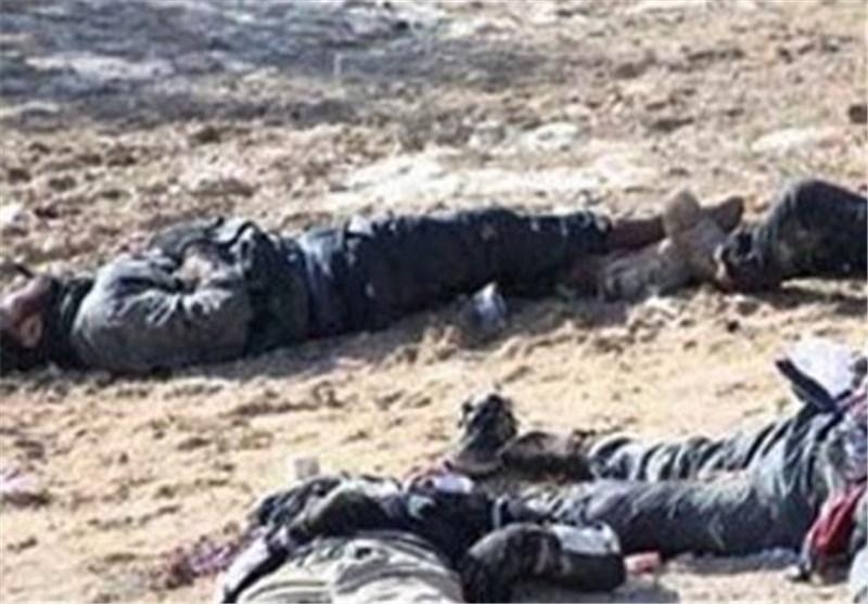 هلاک 34 إرهابی فی حمص واختراق بری لوحدات الجیش السوری بالغوطة الشرقیة