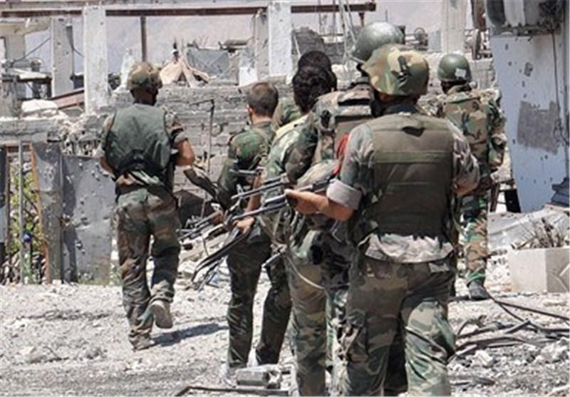 "320 مسلحاً یسلمون أنفسهم فی بلدة ""بسیّمة"" والجیش السوری یتقدم فی ریف دمشق الغربی"