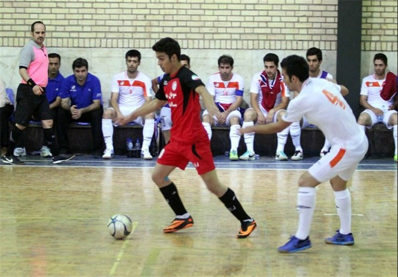 ماهان تندیس فوتسال علی شریفی