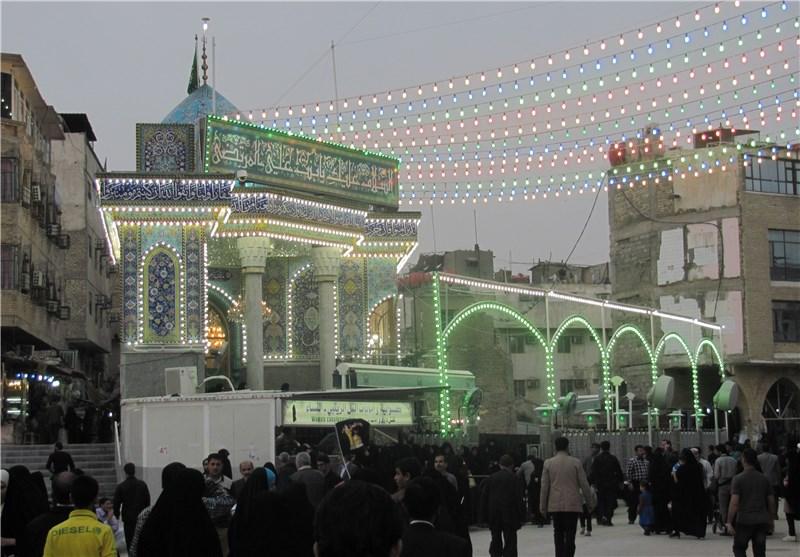 ضریح تل زینبیه در تبریز ساخته میشود