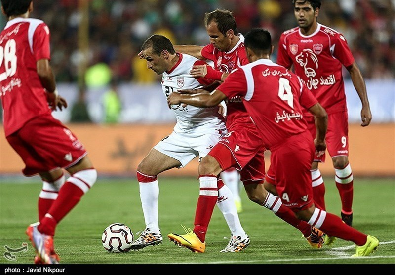 Persepolis Held, Tractor Sazi Moves Top of IPL