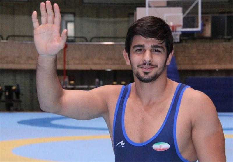 UWW Lauds Iranian Wrestler Mohammadian