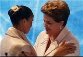 Brazil's Rousseff Closes In on Silva ahead of October Vote