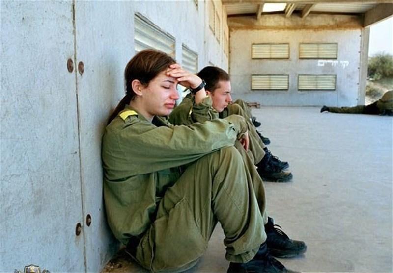 سرباز زن اسرائیلی
