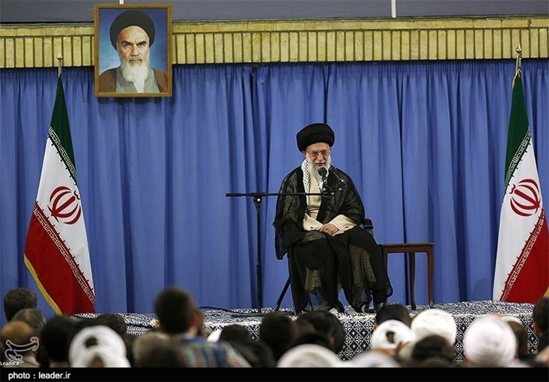 Ayatollah Khamenei Debunks US-Led Campaign against ISIL